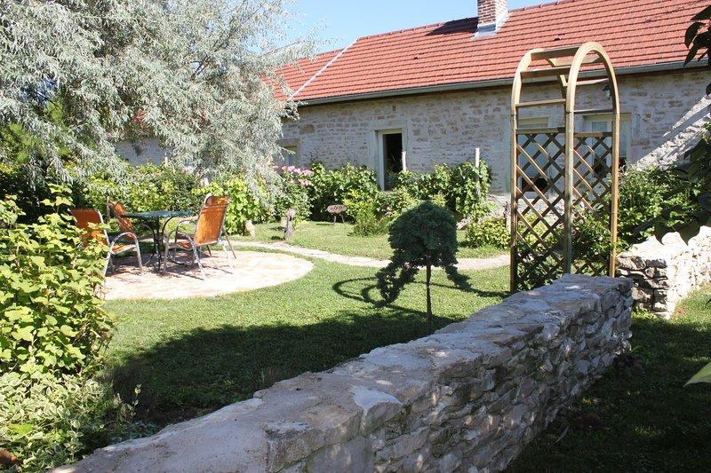 Les agnates, holiday rental in Vosne-Romanee