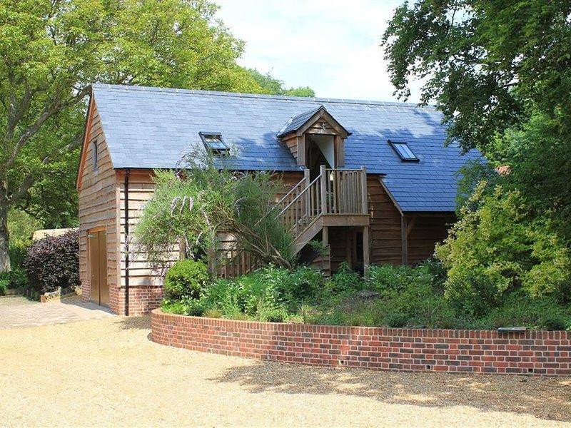 Avon Turn Barn, Salisbury, location de vacances à Redlynch
