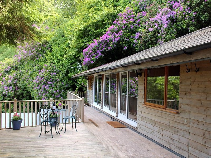 TREETOPS, one king size bedroom and perfect for couples, Woody Bay, vacation rental in Parracombe