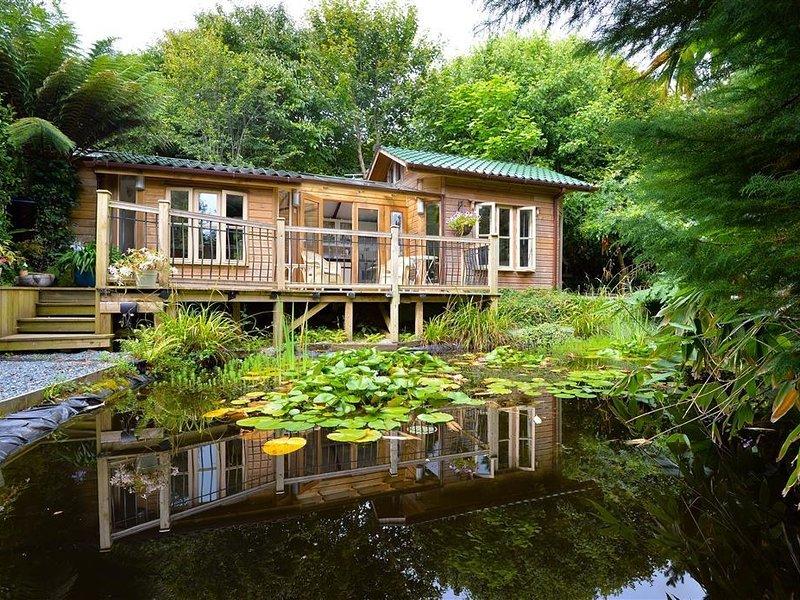 THE TEA HOUSE, perfect for romantic getaways, Ludgvan, location de vacances à Crowlas