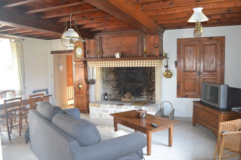 GITE LE LIESVILLAIS, vacation rental in Pretot-Sainte-Suzanne