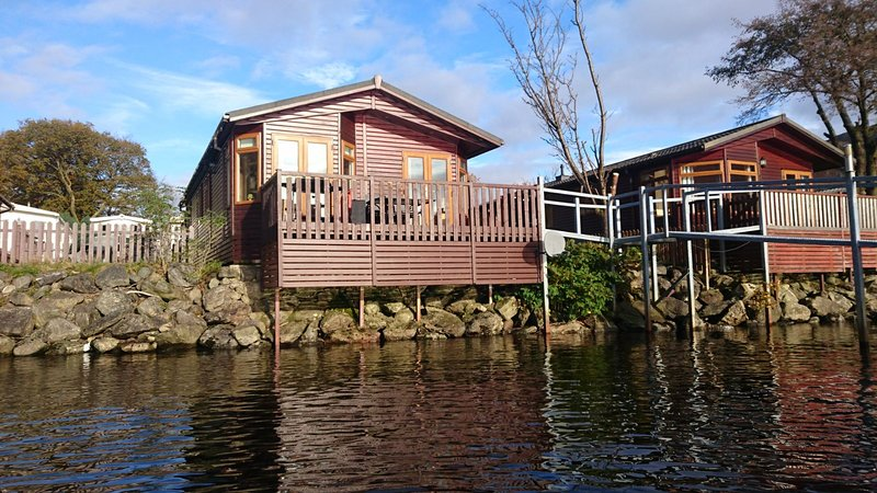 Bonnie Banks Lodge, Ardlui, holiday rental in Tarbet