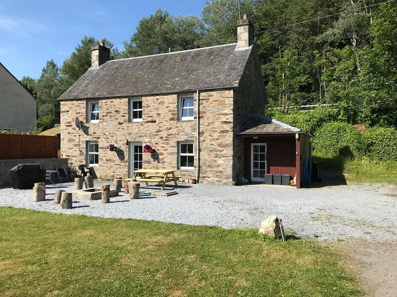Tay Bunkhouse, holiday rental in Birnam