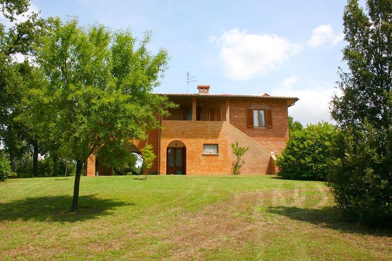 LA CONTEA, vacation rental in Sinalunga