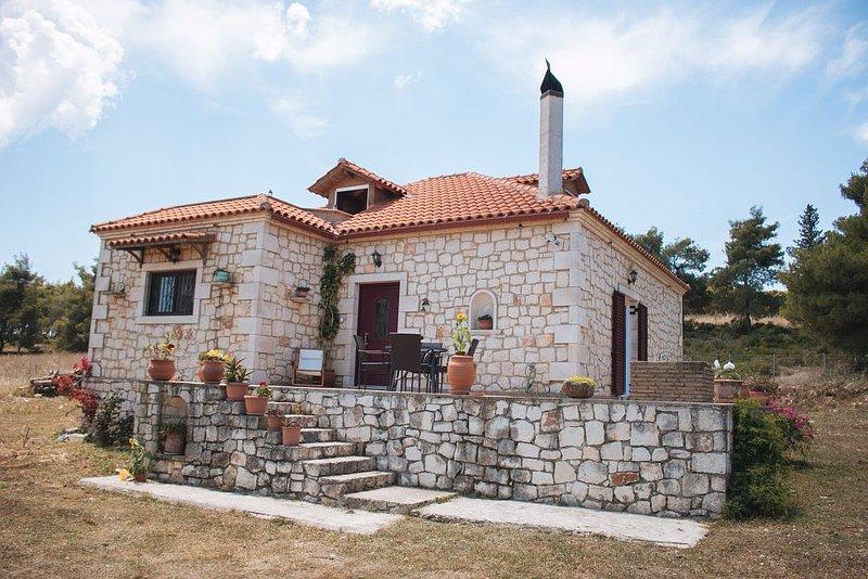 Vilatsouri-3 bedroom House, holiday rental in Agios Leontas