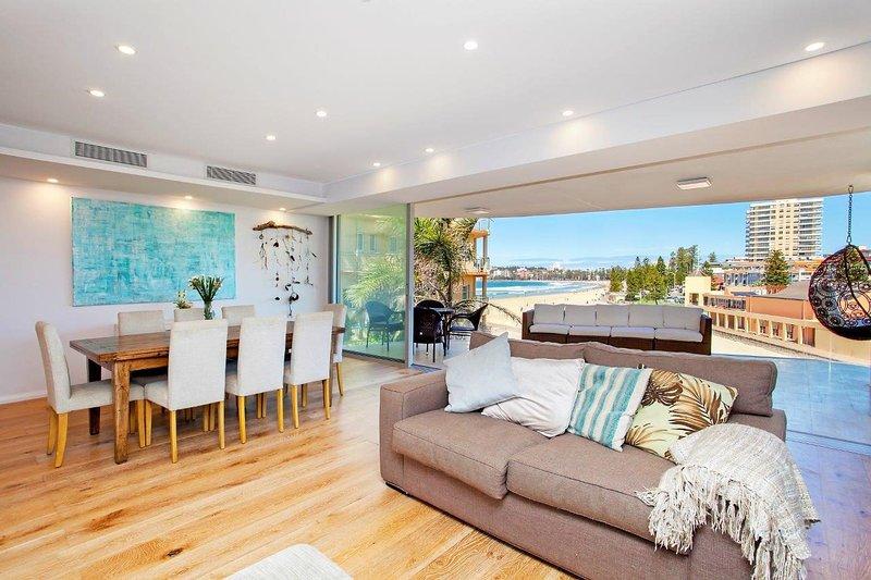 Beachfront Luxury - Queenscliff, NSW, location de vacances à Queenscliff