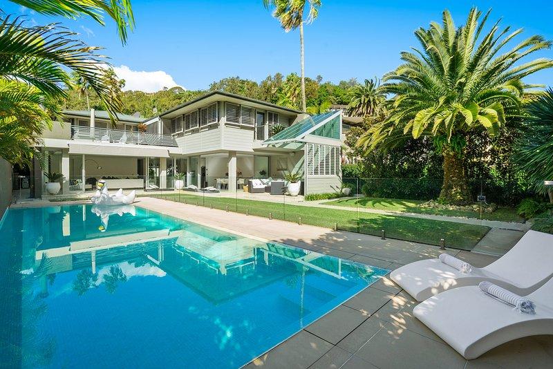 Waratah Villa - Palm Beach, NSW, holiday rental in Palm Beach