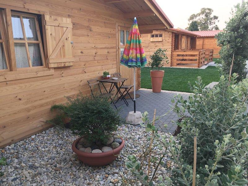 Casa 3 open space com acesso a piscina, location de vacances à Canidelo