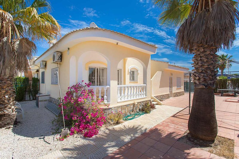 CH Villa Isla Menorca Ciudad Quesada, alquiler vacacional en Ciudad Quesada