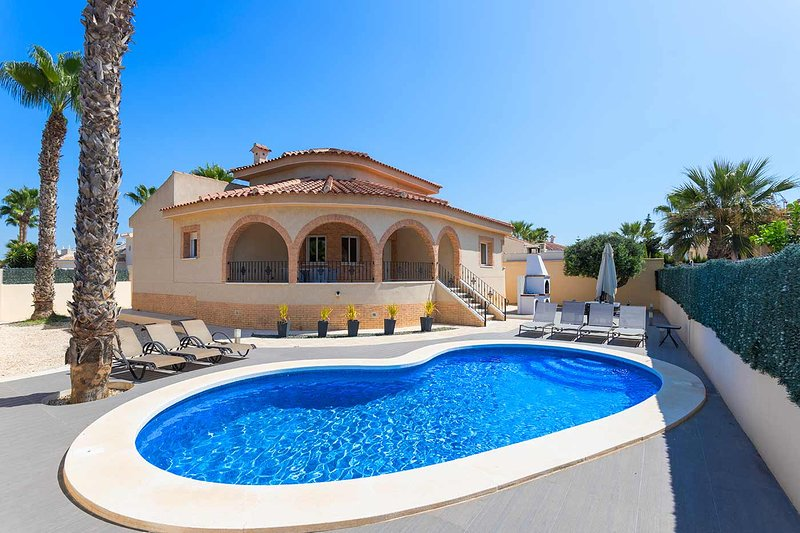 CH Villa Calida Monteazul, holiday rental in Algorfa
