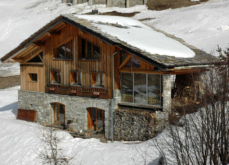 Chalet d'en haut le villaret du nial val d'isere, holiday rental in Val d'Isère