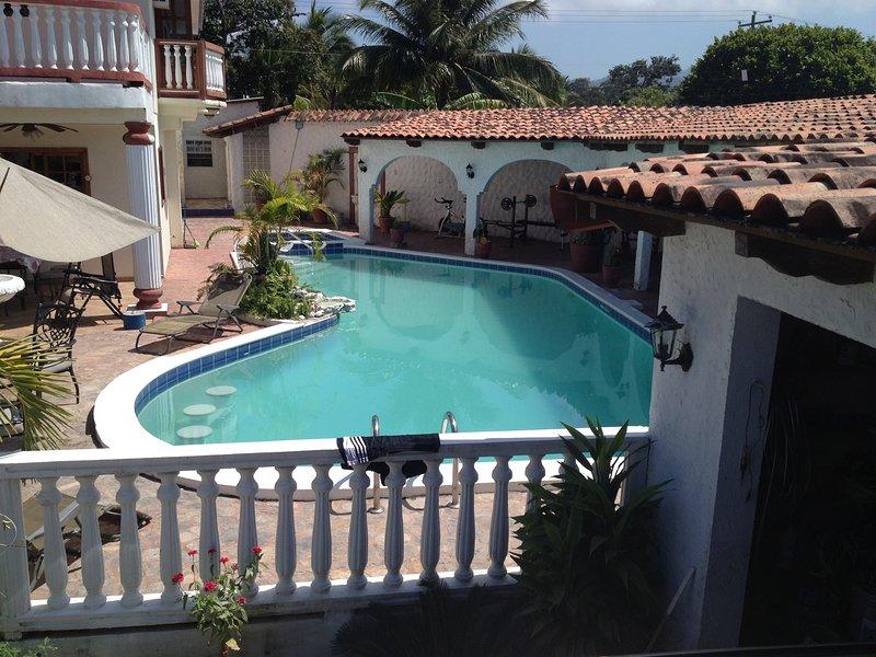 BEAUTIFULL CARIBBEAN VILLA – semesterbostad i Omoa