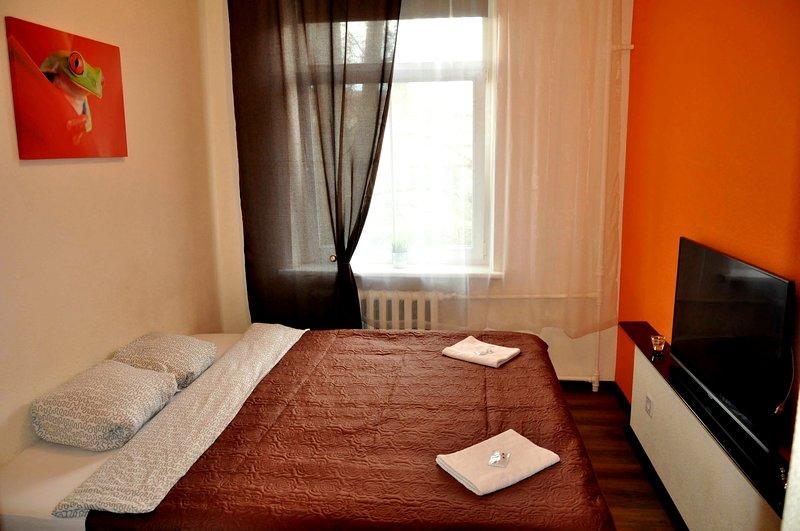 Double or Twin Room (62d), holiday rental in Priekule