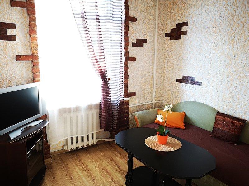 6-Person Central Apartment, location de vacances à Klaipeda