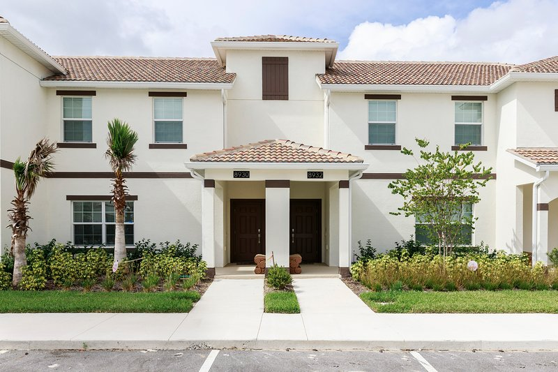 The Retreat at ChampionsGate rental home front view
