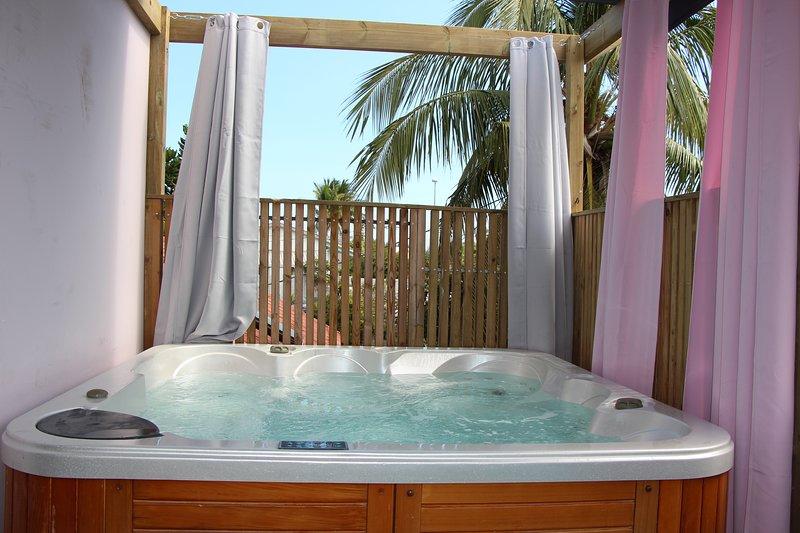 La case Maui TE FITI, location de vacances à La Saline les Bains