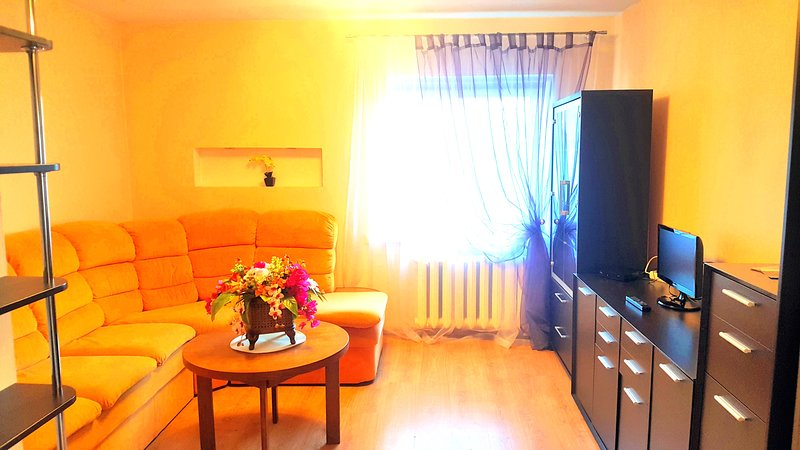 River Apartment 15, holiday rental in Priekule