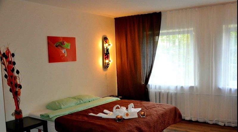 Double / Twin Studija 14, holiday rental in Priekule