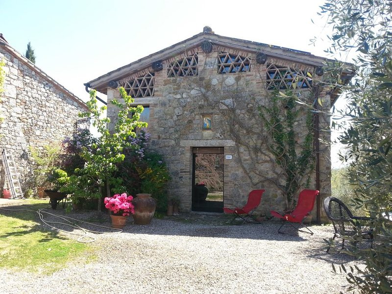 Parmolaina, holiday rental in Brucciano