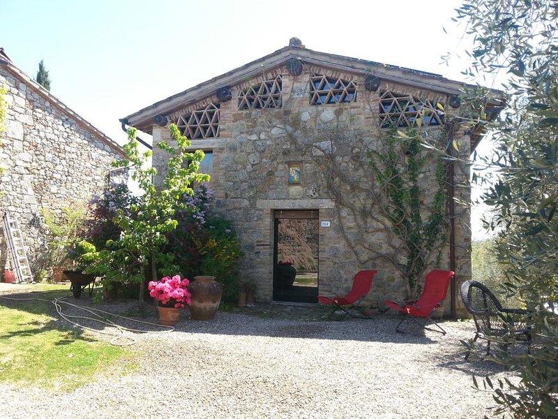 Parmolaina, Ferienwohnung in Bagnaia