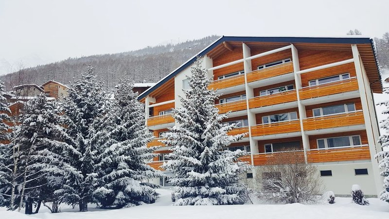 Cristal Apartments, Saas Fee, location de vacances à Saas-Fee