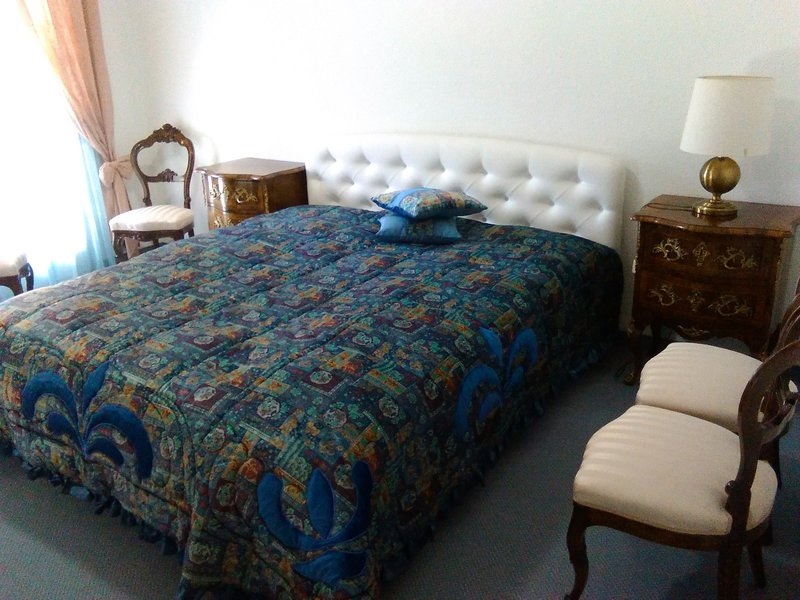 Cosy double room in sharing flat, a walk to  the lake/USI/center of Lugano, location de vacances à Lugano