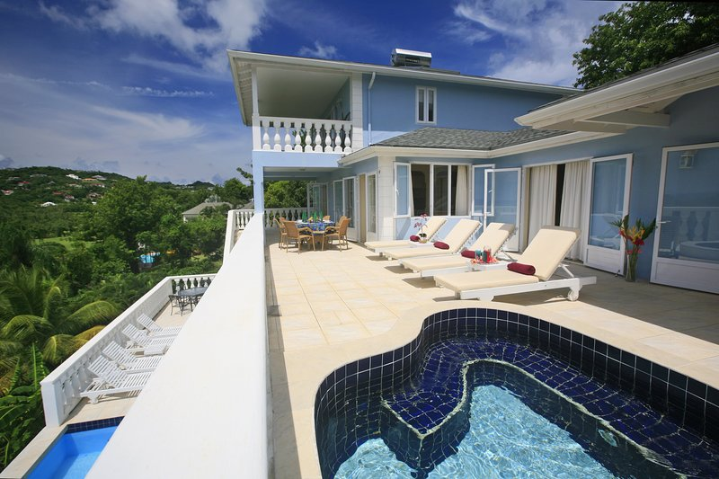 Blue Moon, holiday rental in Gros Islet
