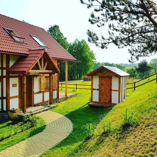 Holiday Home Sielanka, location de vacances à Parchowo