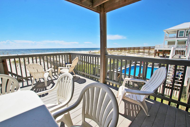Parsonage Duplex-Create Tan Lines and Memories! Spend Your Vacation Here, holiday rental in Bon Secour