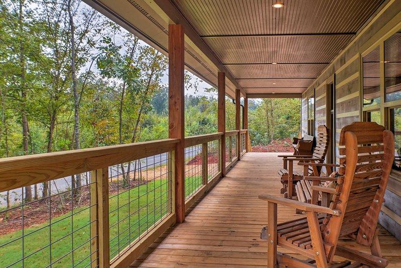 ¡Disfruta de la paz y la tranquilidad de esta casa de Summerville!