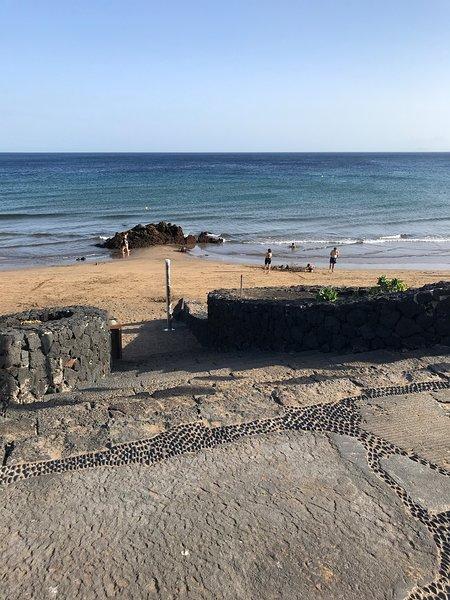 Passeggiata e spiaggia