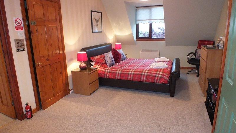 Loch Shiel family room