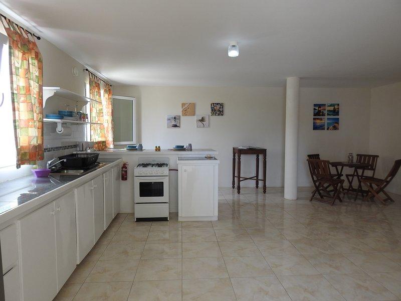 Kitchen area, Apt. 3