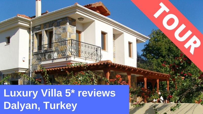 Villa Louise, Secluded Luxury Villa, Pool & Garden, holiday rental in Dalyan