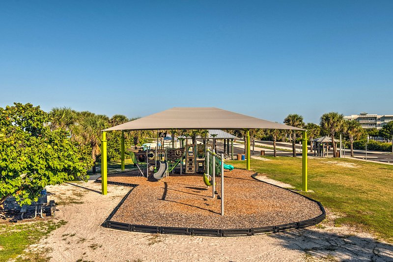 I bambini adoreranno giocare qui!