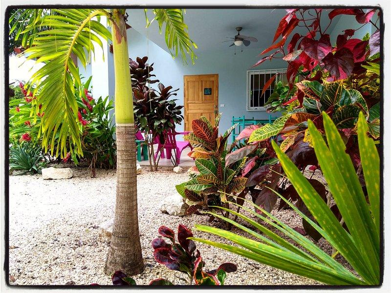 Terrasse extérieure privée - Appartement Ceiba NEGRA