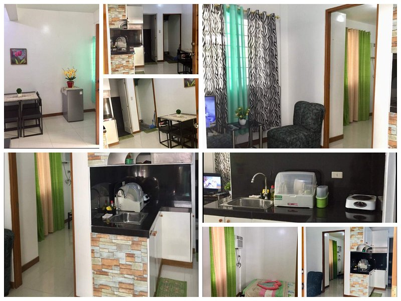 Gerry's Apartment 1BR Private,Quiet,Comfy, Clean and Complete, vacation rental in Quezon City