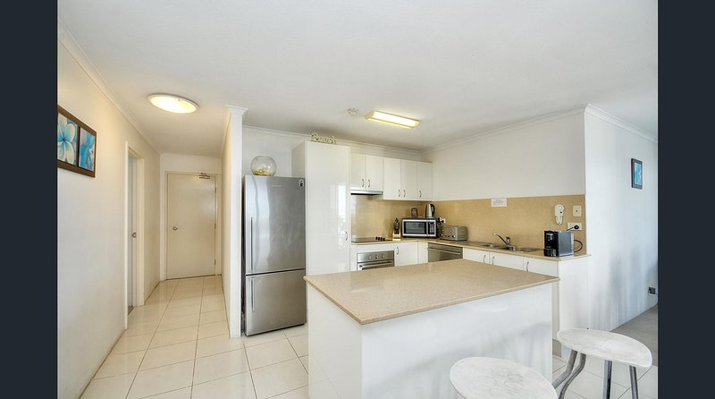 Fully Equipped Kitchen. Stone Benches. Stainless Appliances. Nespresso. Dishwasher. Microwave
