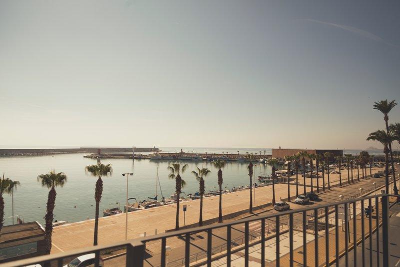 Estudio con encanto delante del mar, vacation rental in Benicarlo