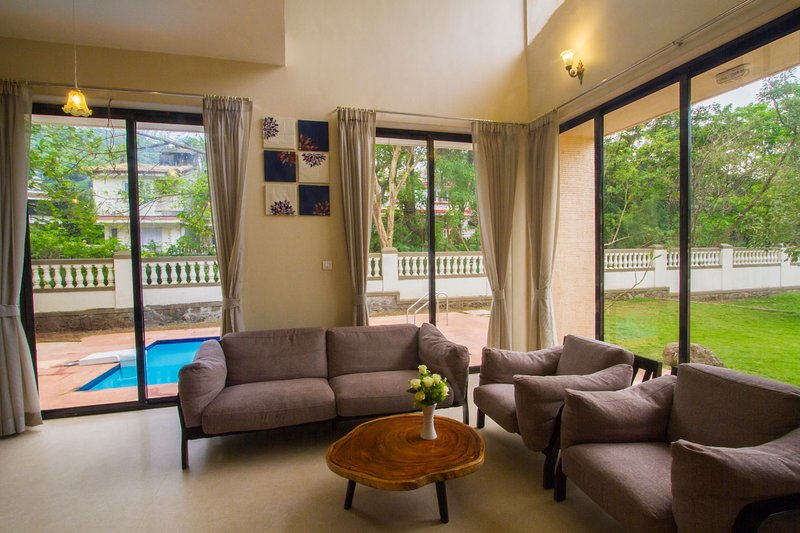 Vista Greenwoods Ten, holiday rental in Khandala