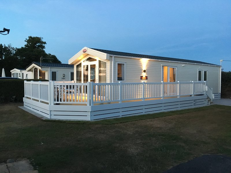 Brynmor, Crugan Holiday Park, location de vacances à Pwllheli