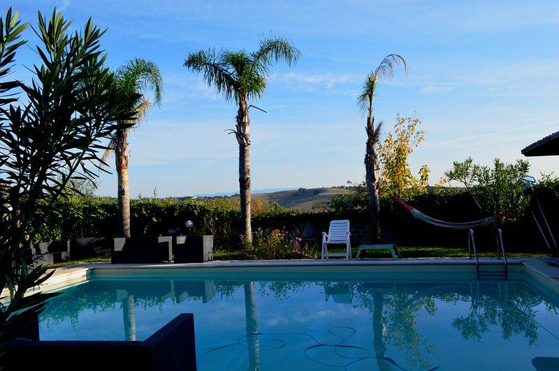 Villaggio Naif Lavanda, holiday rental in Monterotondo Scalo