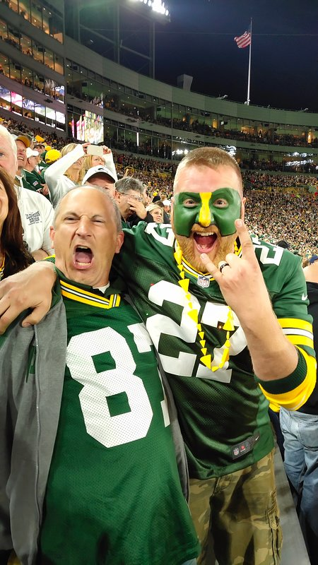 Another Win! -- Go Pack Go!