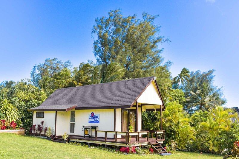 Blue Lagoon Villa, casa vacanza a Aroa Beach