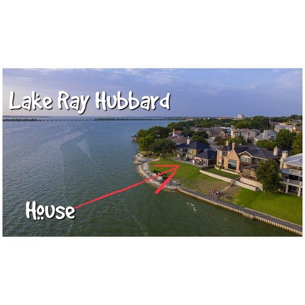 Million $ Lakefront Relaxation Retreat, location de vacances à Rockwall