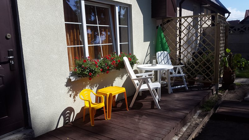 Apartment Listya Travy, holiday rental in Donskoye