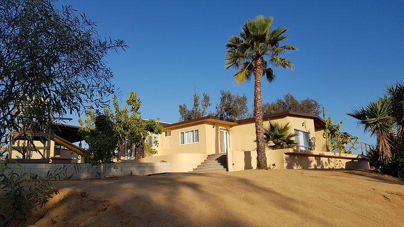 Large property rental, alquiler de vacaciones en Ensenada