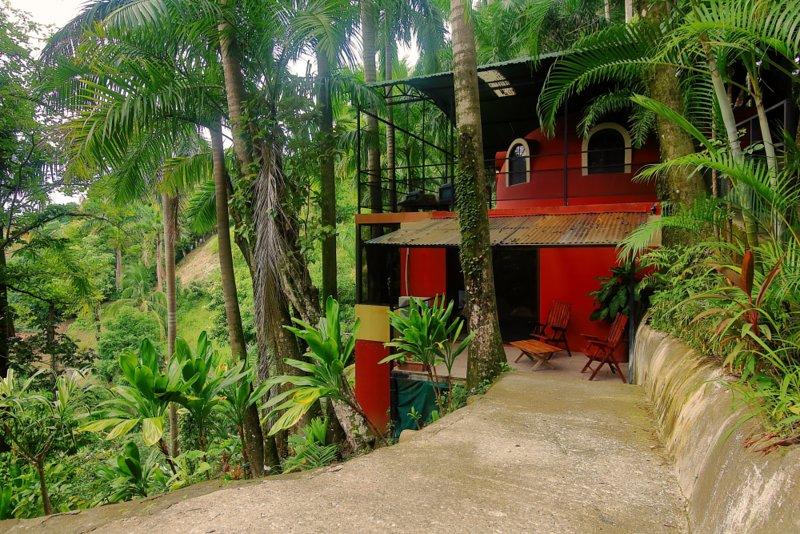 Las Cascadas The Falls - Tree Top Canopy Combo, vacation rental in Quepos