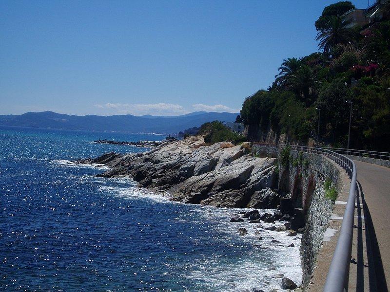 Il Lungomare Europa, vakantiewoning in Cogoleto