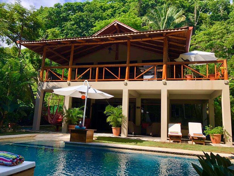 Casa de Noni, vacation rental in Mal Pais